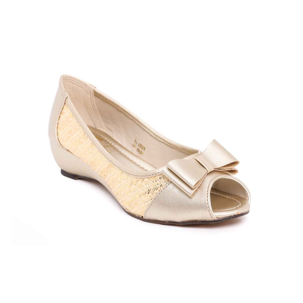 Buy Beige Color Winter Peeptos WN8038 at Shapago
