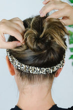 Load image into Gallery viewer, Mulberry Silk Twist Top - Headband
