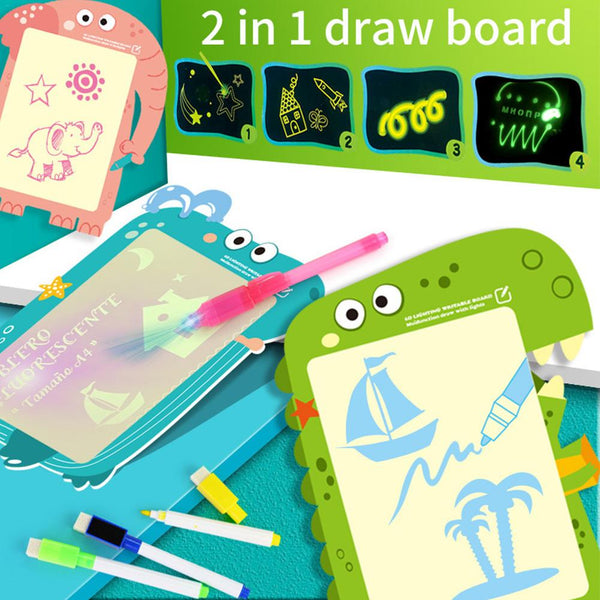 Educational Drawing Toy Galaxy Board