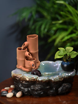 Ceramic water fountain  462 -2a