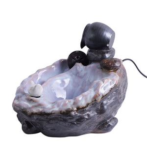 Ceramic water fountain 462-2e