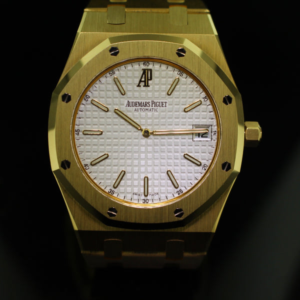 Audemars Piguet Royal Oak ref.15202BA oro giallo
