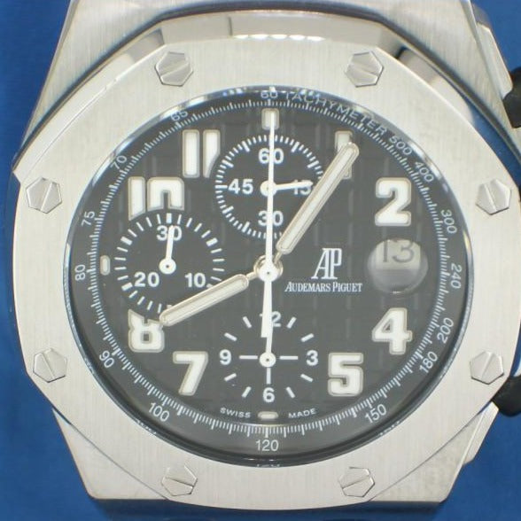 Audemars Piguet chrono off shore 26020ST
