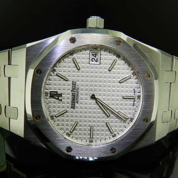 Audemars Piguet Royal Oak Jumbo ref.15202ST