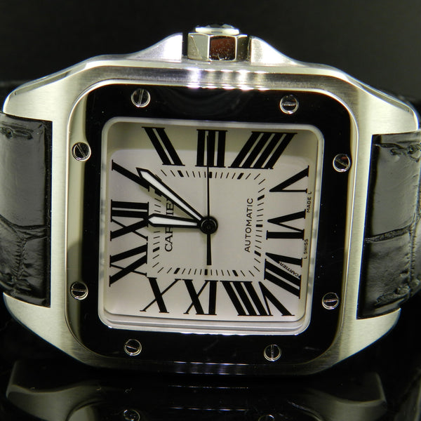 Cartier Santos 100 XL Full set