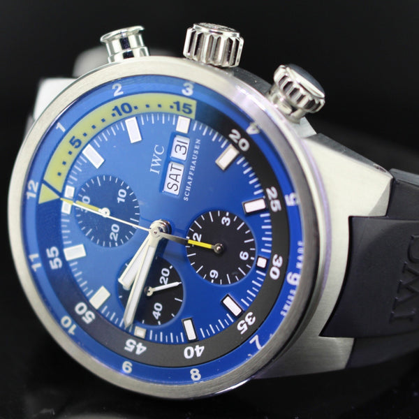 IWC Aquatimer Calypso Limited Edition