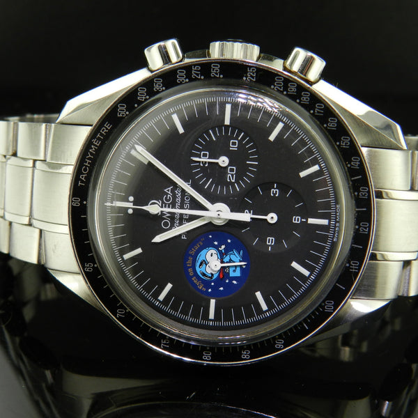 Omega speedmaster professional moonwatch Snoopy