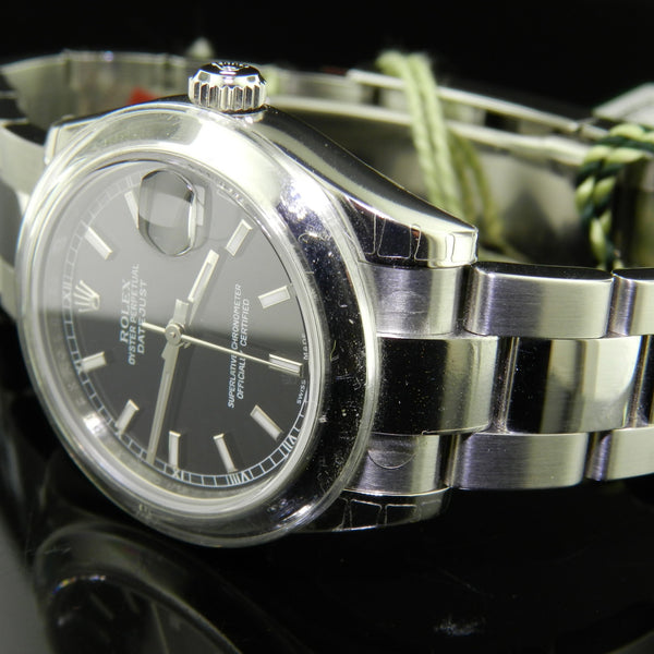 ROLEX DATE JUST REF. 178240 OYSTER PERPETUAL