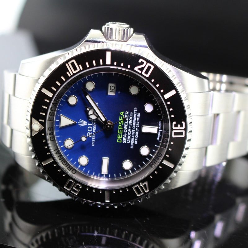 Rolex Sea-Dweller Deep Sea Blue Ref. 126660