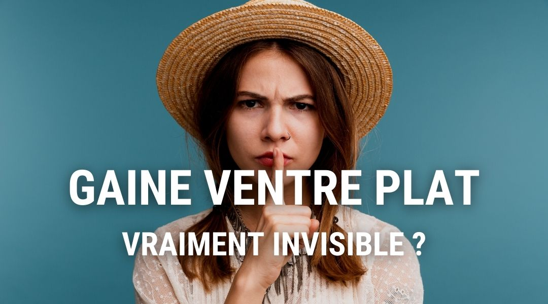 Gaine ventre plat invisible