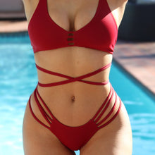 Load image into Gallery viewer, Maroon Colombiana Set