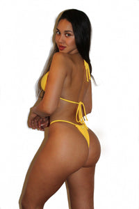 Yellow Foreign Bottom