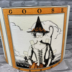 Old Mother Goose Vintage Goose Tales Lampshade