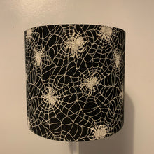 Load image into Gallery viewer, Spider Cobweb Design Small Lampshade