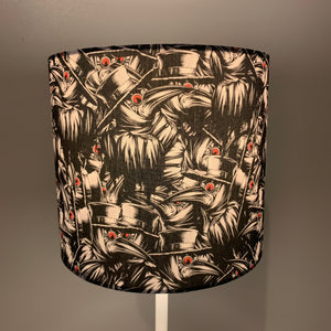 Plague Doctor Design Small Lampshade