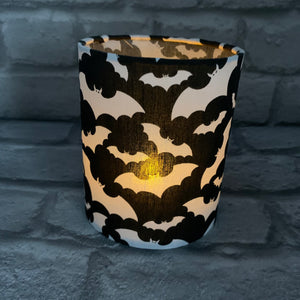 Bat Tea light Lantern