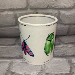Mini Colourful Insects Tea light Lantern