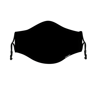 supalabs defend reusable face mask black