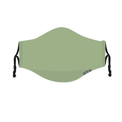 supalabs defend reusable face mask subtle mint