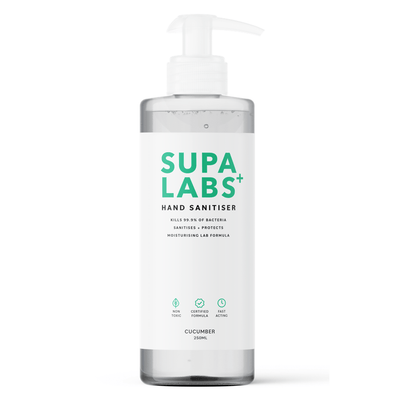 supalabs hand sanitiser 250ml