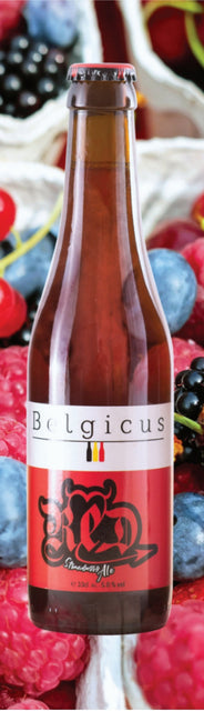Bière Belgicus Red