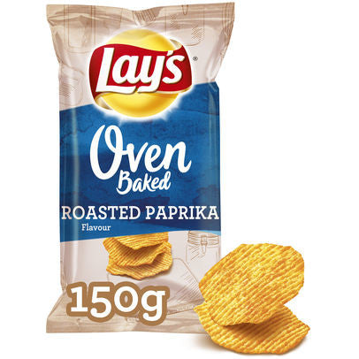Chips Oven Paprika