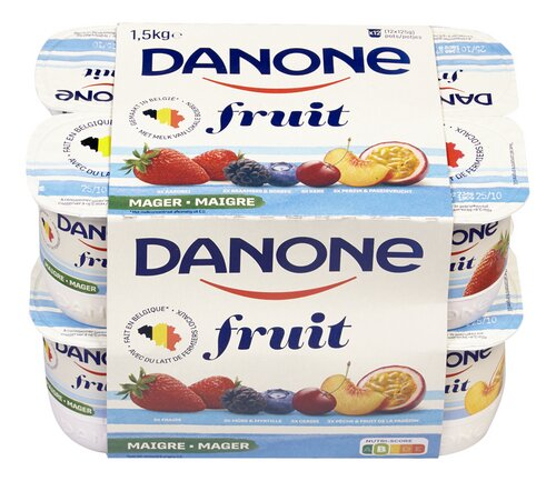 Danone Yaourt fruits