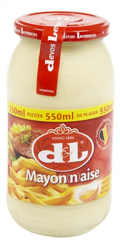 D&L Mayonnaise Oeufs