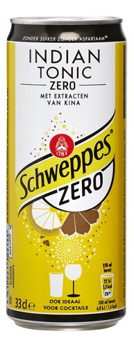 Schweppes Indian Tonic Zero