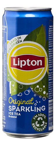 Lipton Ice Tea Pétillant Can