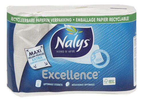 Papier WC Nalys Excellence