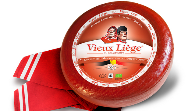 Fromage Vieux Liège Tranches