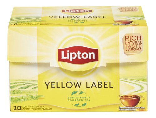 Thé Yellow Label