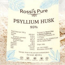 Load image into Gallery viewer, Psyllium Husk Meal 200g