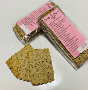 Chia Salty Crackers (60g)