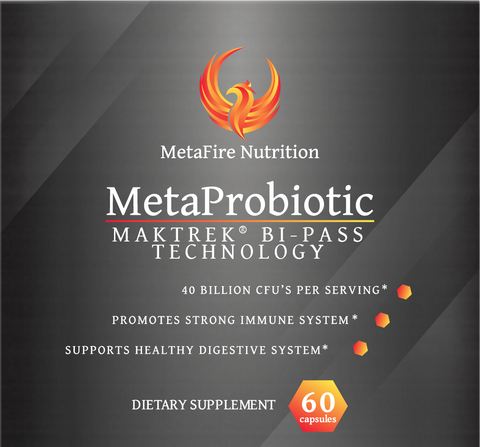 MetaProbiotic - Digestive Superhero - MetaFire Nutrition
