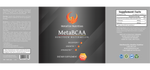MetaBCAA - BCAAs plus Glutamine and B6 - MetaFire Nutrition