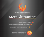 MetaGlutamine - MetaFire Nutrition