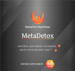 MetaDetox - Natural Cleansing of Your Body - MetaFire Nutrition
