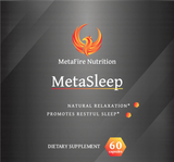 MetaSleep - Deep Rest - MetaFire Nutrition