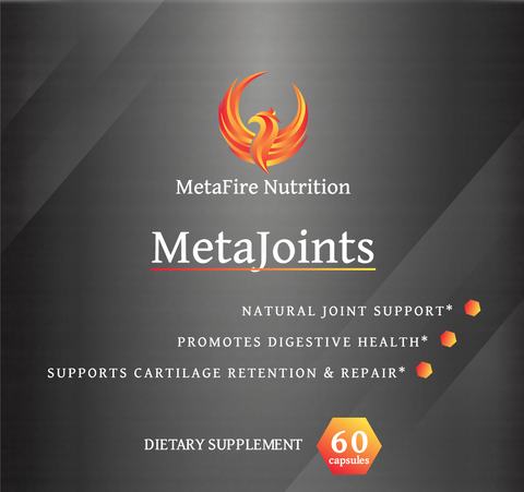 MetaJoints - MetaFire Nutrition