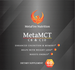 MetaMCT - Energy, Weight Loss, Memory and Cognition - MetaFire Nutrition