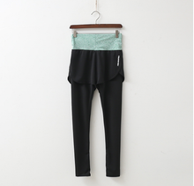 Load image into Gallery viewer, Elastic Quick-Drying High Waist Pants