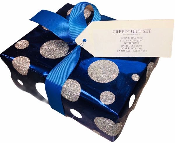 CREED INSPIRED GIFT SET
