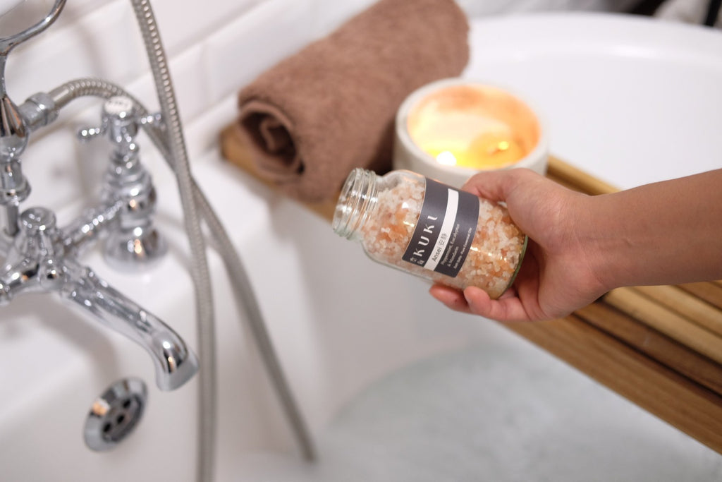 How to turn your bathroom into an at-home spa.