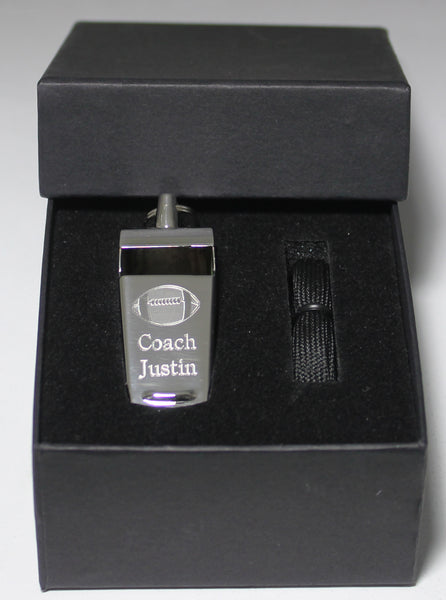 Paw Print Whistle - PW3 the Perfect engraved Whistle