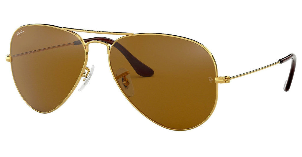 Aviator Large Metal - RB3025 001/33 Taille 62