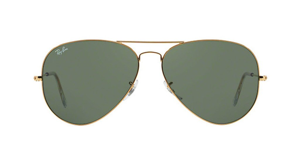 Aviator Large Metal II - RB3026 L2846 Taille 62