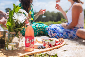 Hunter Valley team brings Pink Prosecco to Australia