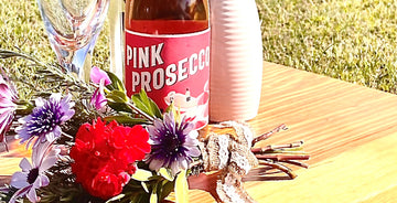 Pink Prosecco is supporting Pink Hope this Mother's Day